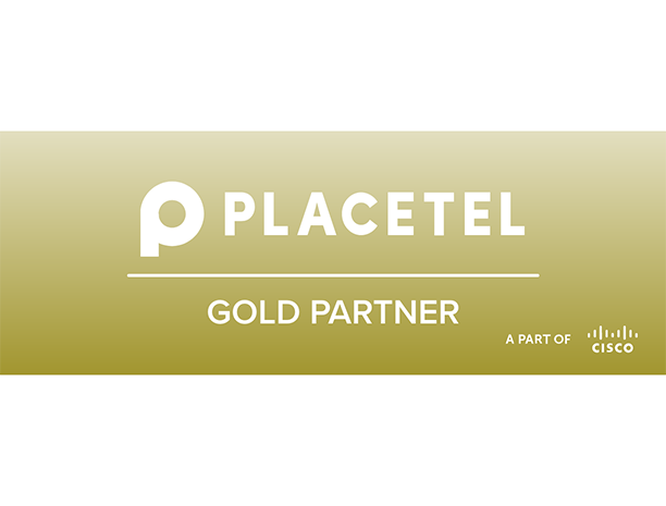 Siegel Placetel Gold Partner